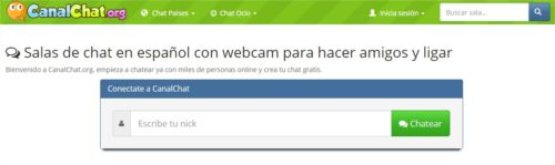Canal Chat