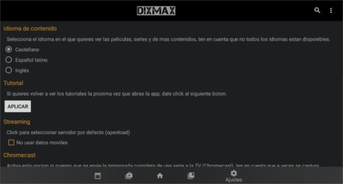Dixmax captura 4