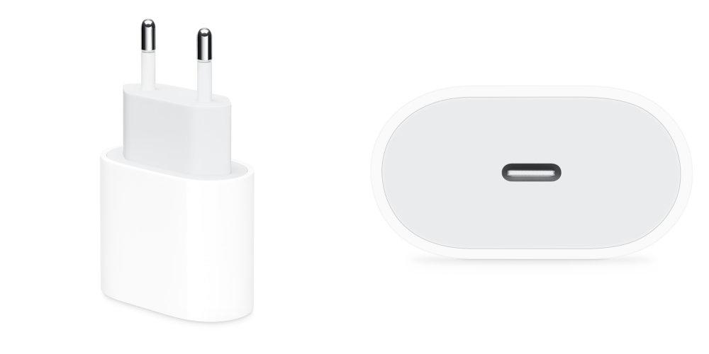cargador USB-C oficial para el iPhone