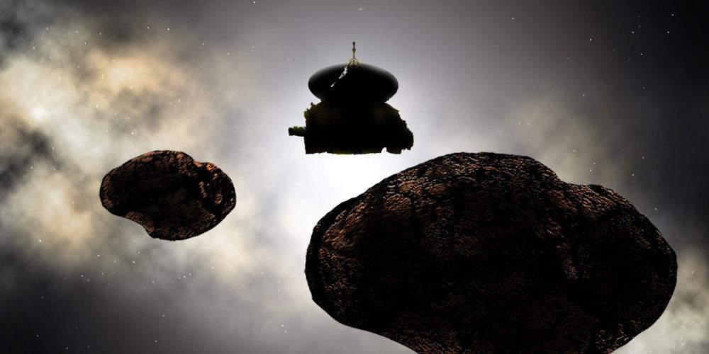 el objeto espacial más lejano