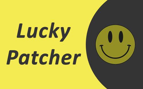 Lucky Patcher portada