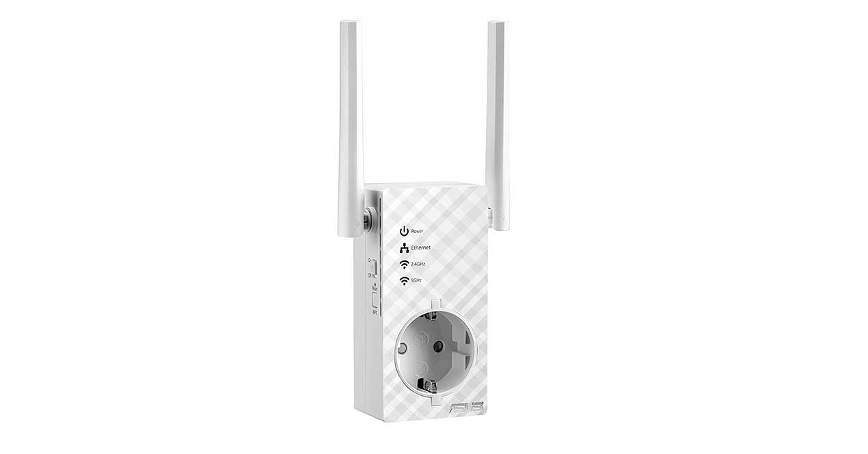 ASUS-RP-AC53 repetidores Wi-Fi