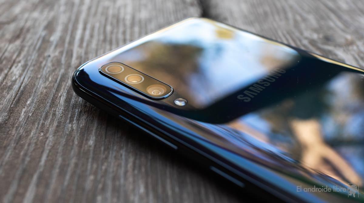 Análisis del Samsung Galaxy A70, un móvil que ofrece mucho por no demasiado