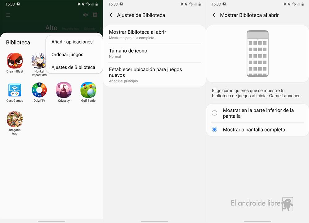 Jugar en un Samsung: cómo configurar Game Launcher y Game Boost
