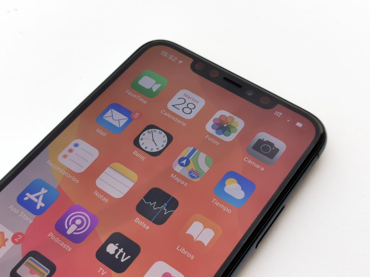 El truco para desbloquear el iPhone con la mascarilla puesta