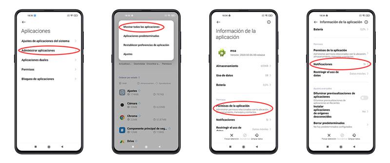 7 trucos ocultos de MIUI 12 que debes probar en tu móvil Xiaomi publicidad