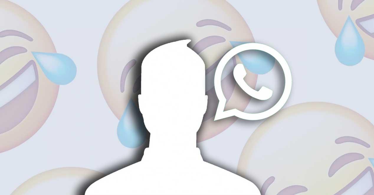 Foto de perfil en WhatsApp