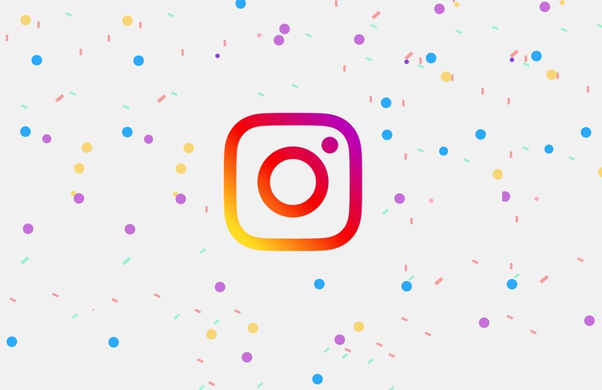 Instagram aniversario