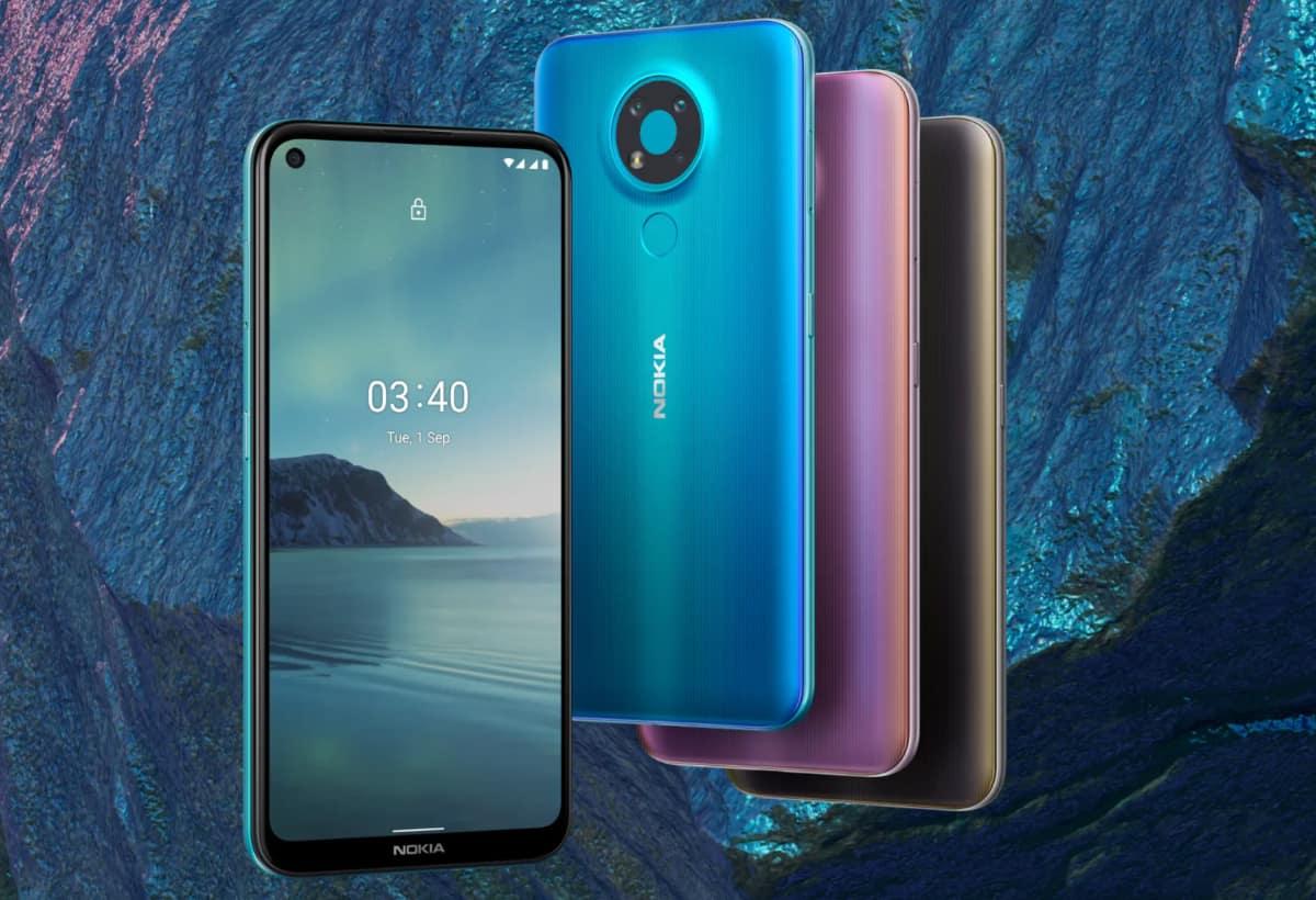 Los Nokia 3.4 y 2.4 llegan a España por menos de 150 euros