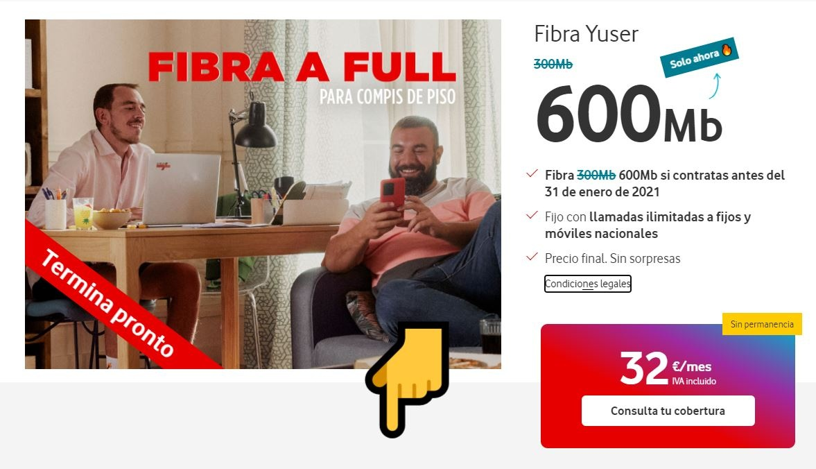 Fibra yuser
