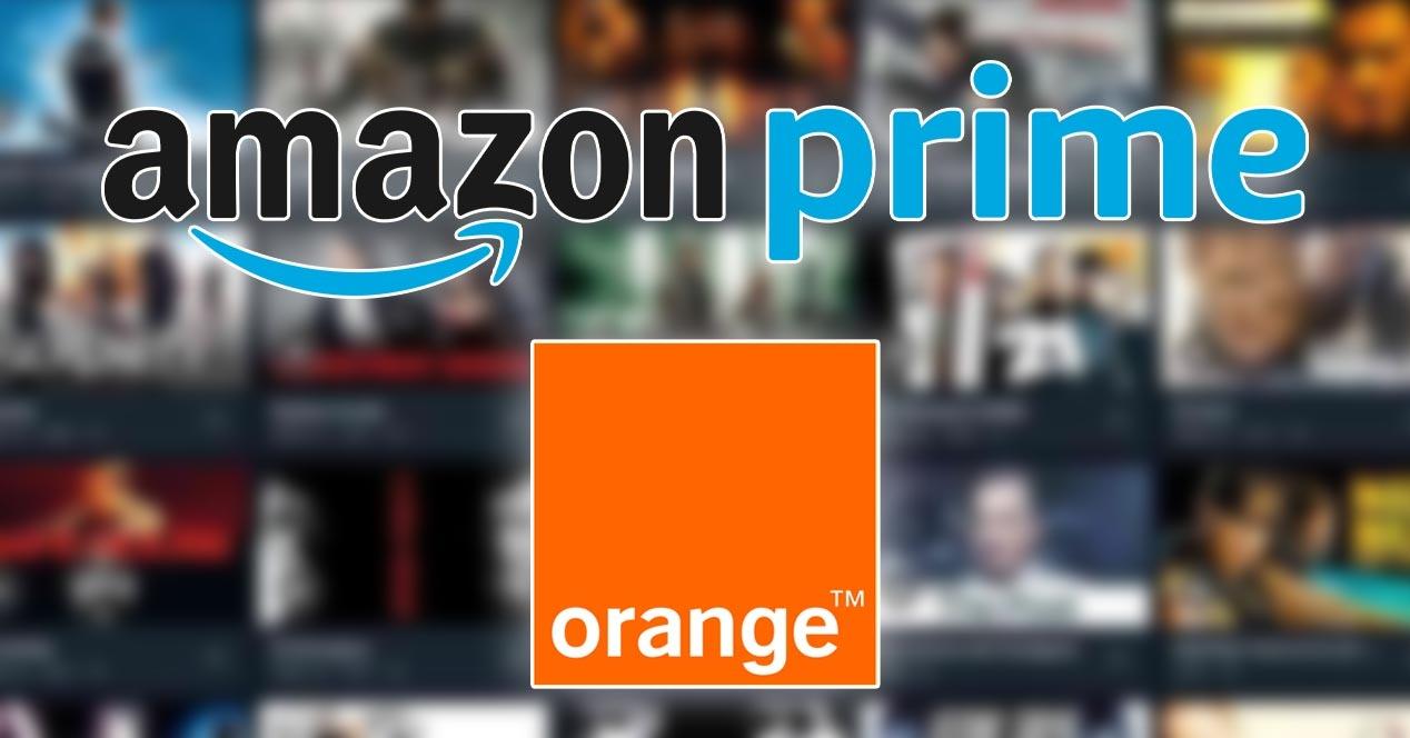 Amazon Prime en Orange