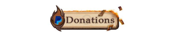 Donaciones en Twitch