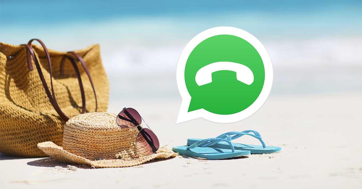 whatsapp vacaciones